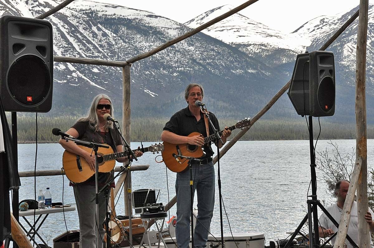 Teal and Joyce - Benefit in Yukon